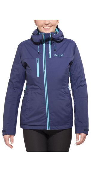 Marmot Dropway Jacket Women arctic navy